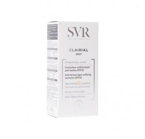 Clairial Day Corrector Unificador SPF30 Tono Universal, 30 ml. - SVR