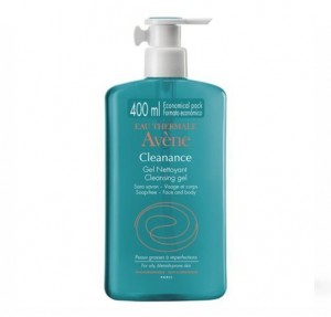 Cleanance Gel Limpiador, 400 ml. - Avene