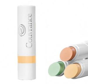 Couvrance Stick Corrector Color Amarillo, 3 gr. - Avene