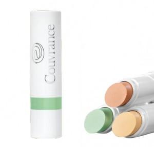 Couvrance Stick Corrector Color Verde, 3 gr. - Avene