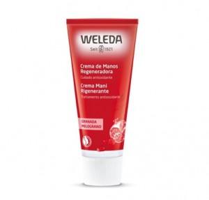 Crema de Manos Regeneradora de Granada, 50 ml. - Weleda