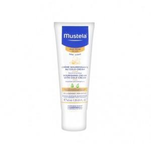 Crema Facial Nutritiva Cold Cream, 40ml. - Mustela