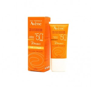 Crema Solar B-Protec SPF 50+, 30 ml. - Avene