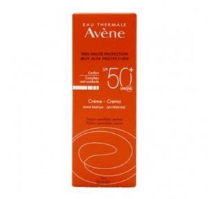 Crema Solar SPF 50+, 50 ml. - Avene