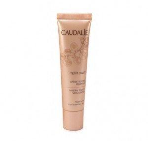 Crema con Color Mineral Pieles Oscuras, 30 ml. - Caudalie