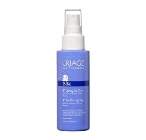 Cu-Zn + Spray Anti-Irritacions,100 ml. - Uriage