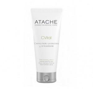 CVital  Crema Hidro-Protectora y Antioxidante, 50 ml. - Atache