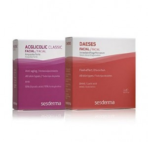 Daeses Lifting 1 Ampolla + Acglicolic Forte 1 Ampolla - Sesderma