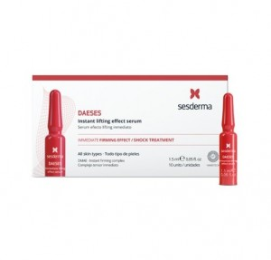 Daeses Serum Efecto Lifting Inmediato 10 Ampollas x 1.5 ml. - Sesderma