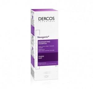 Dercos Champú Neogenic Redensificante, 200 ml. - Vichy