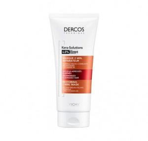 Dercos Kera-Solutions Mascarilla reparadora 2 min, 200 ml. - Vichy