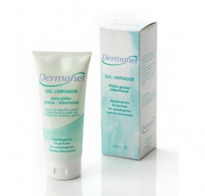 Dermanet Gel Limpiador, 200 ml. - Dermilid Farma
