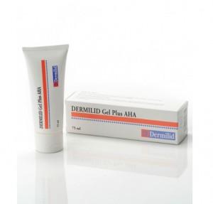 Dermilid Gel Plus AHA, 75 ml. - Dermilid Farma