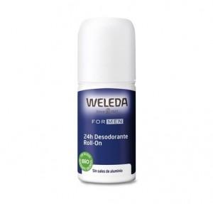 Desodorante Roll-On Hombre, 50 ml. - Weleda