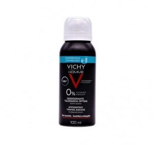 Desodorante Tolerancia Óptima 48h, 100 ml. - Vichy