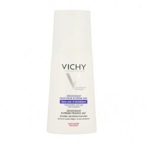 Desodorante Ultra-frescor 24h. Spray, 100 ml. - Vichy