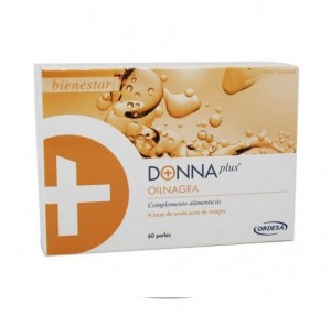 Donnaplus  Olinagra Perlas, 60 Cápsulas - Ordesa