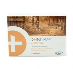 Donnaplus Multiflora, 15 Comprimidos - Ordesa