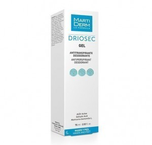 Driosec Gel Manos y Pies, 75 ml. - Martiderm