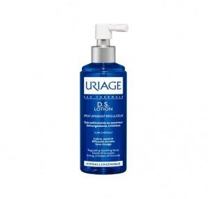 D.S. Locion Spray Calmante Y Regulador, 100 ml. - Uriage