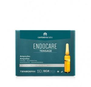 Duplo Endocare Tensage Ampollas, 10 x 2 ml. - Cantabria Labs