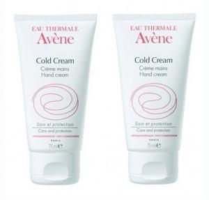 Duplo Cold Cream Crema de Manos, 50 ml. + 50 ml. - Avene