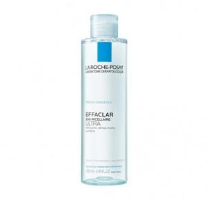 Effaclar Agua Micelar Ultra, 200 ml. - La Roche Posay