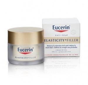 ELASTICITY+FILLER Crema de Día, 50 ml. - Eucerin