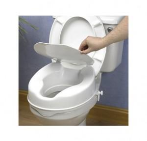 Elevadores de WC Regulables, 15 x 20 x 27 cm. - Ayudas Dinámicas