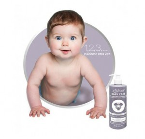 Elifexir Eco Baby Care Leche Corporal Hidratante, 400 ml. - Phergal