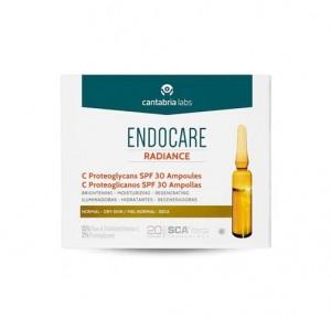 Endocare Radiance C Proteoglicanos SPF30 Ampollas, 10 x 2 ml. - Cantabria Labs