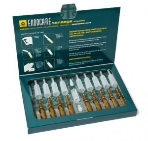 Endocare Tensage Ampollas, 10 x 2 ml. - IFC