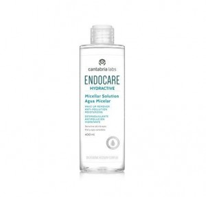 Endocare® Hydractive Agua Micelar, 400 ml. - Cantabria Labs