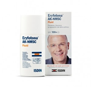 Eryfotona AK-NMSC Fluid SPF100+, 50 ml. - Isdin
