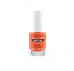 Esmalte de Uñas Summer Collection, Color 04 Tangerine, 10 ml. - Comodynes