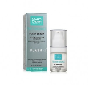 Flash Serum Acción Antifatiga Inmetiata, 15 ml. - Martiderm