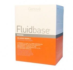 Fluidbase® Colágeno Bebible, 20 sobre de 25 ml.  - Genové