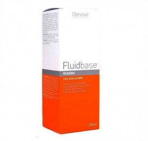 Fluidbase® Loción 10% AHA , 250 ml. - Genové
