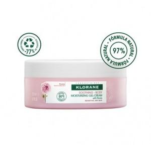 Gel - Crema Hidratante a la Peonía, 200 ml.- Klorane