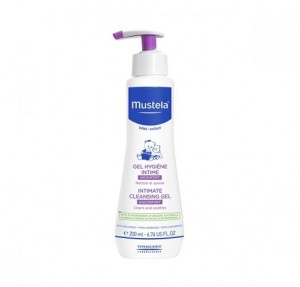 Gel Higiene Intima, 200 ml. - Mustela