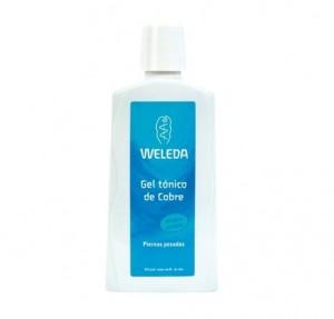 Gel Tónico de Cobre, 200 ml. - Weleda
