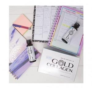 Gold Collagen Active, 10 x 50 ml. - Areafar