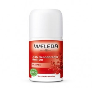 Granada 24h Desodorante Roll-on, 50 ml. - Weleda