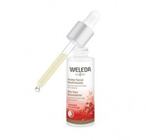 Granada Aceite Facial Reafirmante, 30 ml. - Weleda