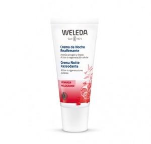 Granada Crema de Noche Reafirmante Facial, 30 ml. - Weleda