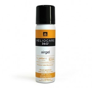 Heliocare 360º Airgel SPF50+, 60 ml. - Cantabria Labs