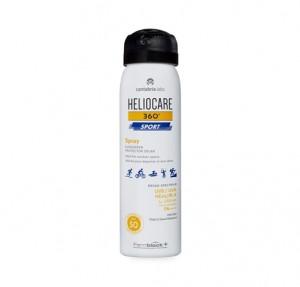 Heliocare 360 Sport Spray SPF 50, 100 ml. - Cantabria Labs