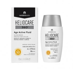 Heliocare 360º Age Active Fluid SPF 50+ 50 ml. - Cantabria Labs