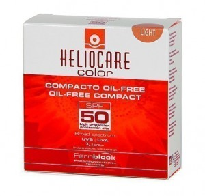 Heliocare Compacto Oil-Free Light SPF 50, 10 g. - IFC