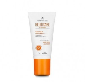 Heliocare SPF 50 Gelcream Color Brown, 50 ml. - Cantabria Labs